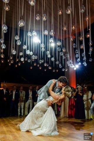 Peruwedding photo from the Reception | First Dance of the bride and groom