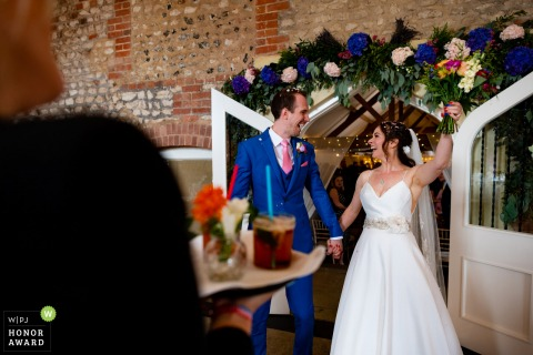 Emil Boczek, of West Midlands, is a wedding photographer for -