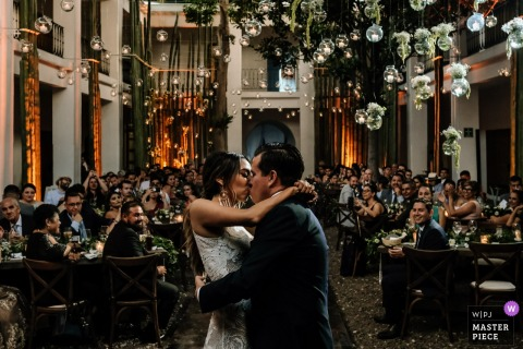 Nikhol Esteras, of Oaxaca, is a wedding photographer for