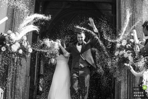 Luigi Rota, of Lecco, is a wedding photographer for -