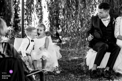 Moniek van Gils, of Noord Brabant, is a wedding photographer for