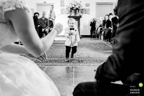 Freek Nagtzaam, of Noord Brabant, is a wedding photographer for -