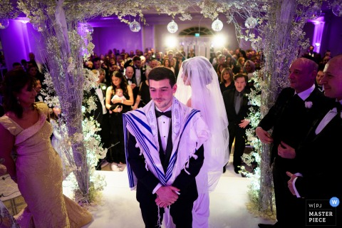 The Savoy Hotel London Jewish Wedding Ceremony