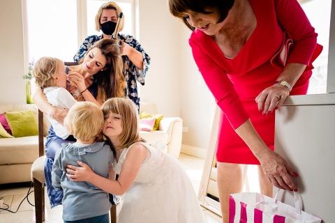 Kevin Kheffache, de Dublin, est un photographe de mariage pour