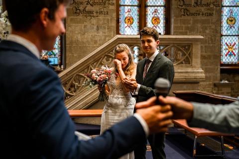 Simon Leclercq, du Vlaams Brabant, est photographe de mariage pour
