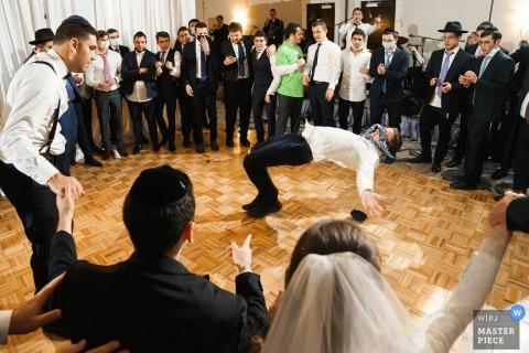DoubleTree by Hilton, Nashua, NH Hochzeitsfoto - der Empfang