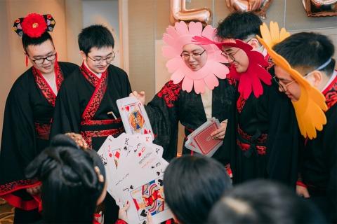 Gang Chen, de Chongqing, es fotógrafo de bodas para