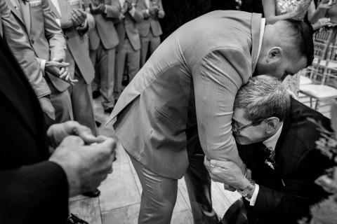 JD Land aus Pennsylvania ist Hochzeitsfotograf für