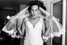 Ludovic Lieffrig, of , is a wedding photographer for