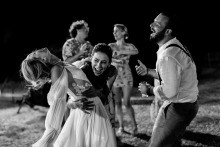Serenay Lokcetin, of Istanbul, is a wedding photographer for