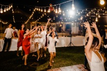 Nien Truong, of , is a wedding photographer for