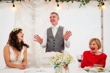 Annie Kheffache z Dublina jest fotografem ślubnym