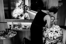 Clara Sampaio z Rio de Janeiro jest fotografem ślubnym