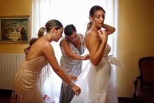 Danilo Coluccio z Reggio Calabria jest fotografem ślubnym