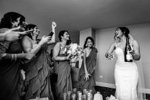 Milan Lazic z Illinois jest fotografem ślubnym
