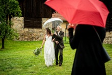 MatoušBárta是一位婚禮攝影師