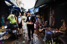 的Nien Truong是的婚礼摄影师