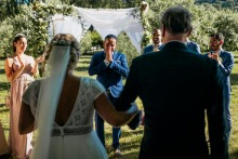 的Daniel Pelcat是的婚禮攝影師