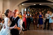 的里雅斯特(Trieste)的丽莎(Lisa Pacor)是一位婚礼摄影师