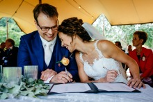 Leonard Walpot, de Utrecht, es fotógrafo de bodas para