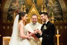 Michelle Arlotta, de New Jersey, es una fotógrafa de bodas para