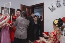 Junxin Zeng, de, es fotógrafo de bodas para