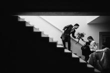 Daniel Monteiro, of, is een trouwfotograaf voor