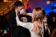 JD Land, de Pensilvania, es fotógrafo de bodas para