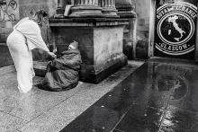 Janina Brocklesby, de Lancashire, es fotógrafa de bodas para