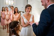 Simon Leclercq, van Vlaams Brabant, is trouwfotograaf voor