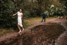 Fille Roelants, uit Antwerpen, is trouwfotograaf voor