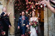 Kari Bellamy, uit Londen, is een trouwfotograaf voor