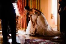 Zsofia Rebicek, de Terni, est photographe de mariage pour