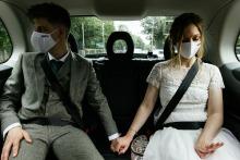 Lyndsey Goddard, de Londres, est photographe de mariage pour