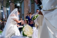 Salvo Moroni, de Catane, est photographe de mariage pour