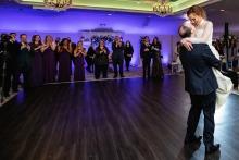Michelle Arlotta, du New Jersey, est photographe de mariage pour