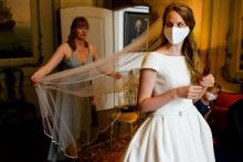 Leonard Walpot, uit Utrecht, is trouwfotograaf voor