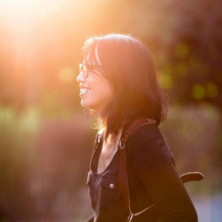 Cherlyn Wagner, photographe de naissance, de mariage et de documentaire basée à Oakland