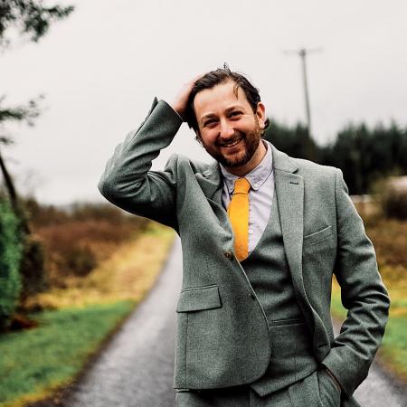 Documentary wedding photography by Jamie Gillies