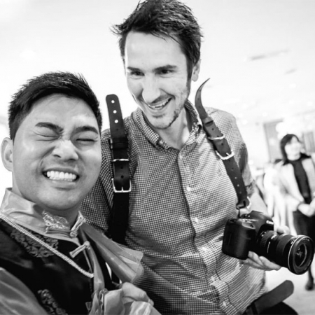 Andy Griffiths an award winning Lancashire wedding photographer