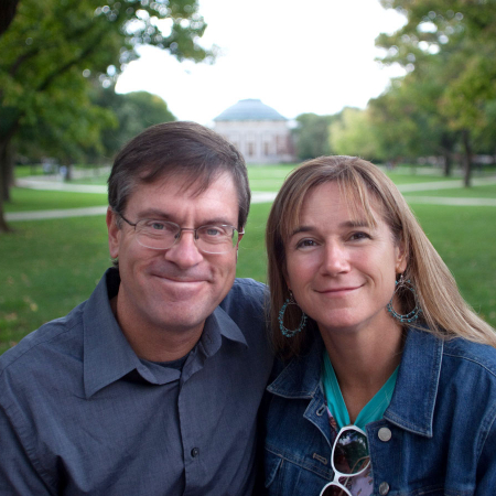 Chicago wedding photojournalist John Zich and his wife Anne, are both WPJA members in Illinois