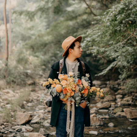 Ho Chi Minh wedding and elopement photography by Nien Truong of Vietnam Asia
