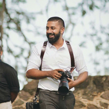 Geeshan Bandara is a Sri Lanka wedding photojournalist