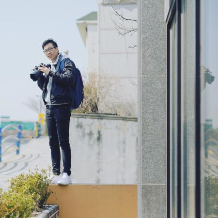 中國和廣東是婚禮攝影師Edwind Poon的主要基地