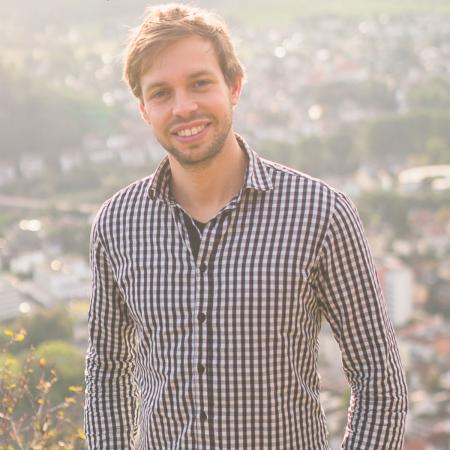 W Niemczech i Nadrenii-Palatynach mieszka fotoreporter ślubny Rene Schlafer