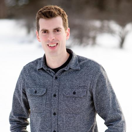 Portrait of Wedding Photographer Jacob Hannah