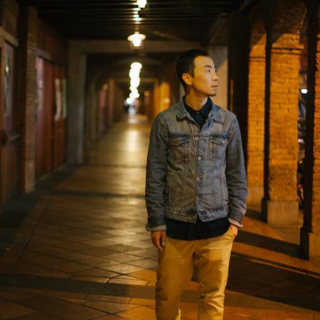 Yifan Liu jest fotografem ślubnym z Tianjin.