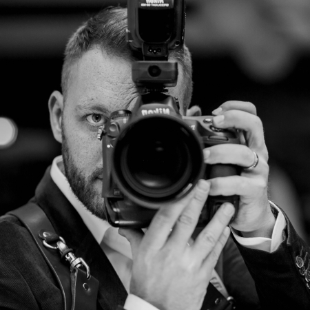 Bartosz Chrzanowski wedding photographer from Koszalin, Poland