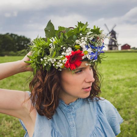 Fotografia di matrimonio in Svezia di Ana Mihalic di Lund, Skane