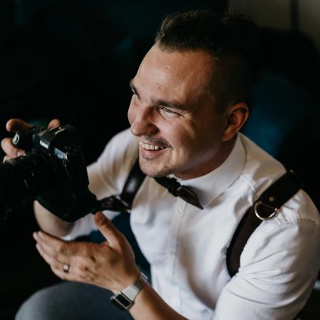 Fotografia ślubna w Helsinkach autorstwa Petri Mast z Finlandii